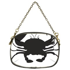 Cape Cod Crab Twin Sided Evening Purse
