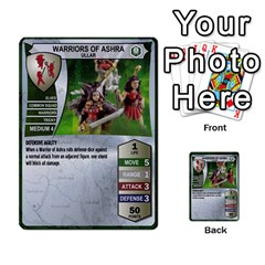 Heroscape Cards 1 By David Becker   Multi Purpose Cards (rectangle)   Czcrhsd9rjft   Www Artscow Com Front 28