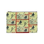 birdie case - Cosmetic Bag (Medium)