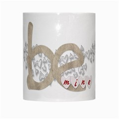 Be Mine Mug By Zornitza   White Mug   1c1xbnrsnd85   Www Artscow Com Center