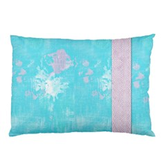 Colorful Valentine By Zornitza   Pillow Case (two Sides)   94if0dqfinna   Www Artscow Com Back