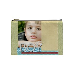 Kids, Fun, Child, Play, Happy By Jacob   Cosmetic Bag (medium)   Mbgtwav4adg6   Www Artscow Com Front