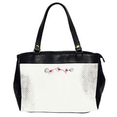 Oversize Office Handbag (two Sides) By Deca   Oversize Office Handbag (2 Sides)   P1g4d20yyeie   Www Artscow Com Front