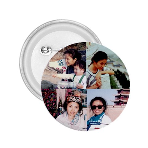 Me By Lee Suk Ling   2 25  Button   Gsh67dyqs06i   Www Artscow Com Front