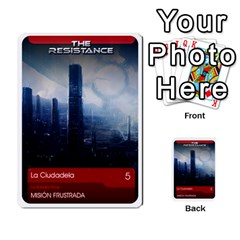 Resistance Mass By Pixatintes   Multi Purpose Cards (rectangle)   Fkvco5clfwlz   Www Artscow Com Front 1