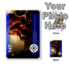 Resistance Mass By Pixatintes   Multi Purpose Cards (rectangle)   Fkvco5clfwlz   Www Artscow Com Front 51
