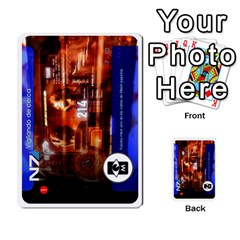 Resistance Mass By Pixatintes   Multi Purpose Cards (rectangle)   Fkvco5clfwlz   Www Artscow Com Front 52