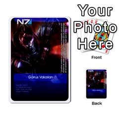 Resistance Mass By Pixatintes   Multi Purpose Cards (rectangle)   Fkvco5clfwlz   Www Artscow Com Front 15