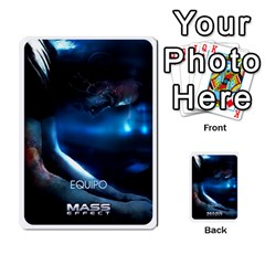 Resistance Mass By Pixatintes   Multi Purpose Cards (rectangle)   Fkvco5clfwlz   Www Artscow Com Back 23