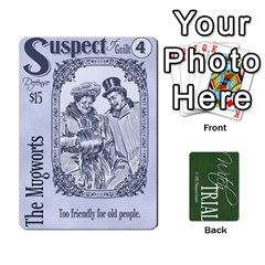 Ace Witch Trial Deck 1 By Jim Chaney   Playing Cards 54 Designs   9u2sacftsgrg   Www Artscow Com Front - SpadeA
