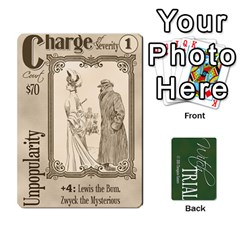 King Witch Trial Deck 1 By Jim Chaney   Playing Cards 54 Designs   9u2sacftsgrg   Www Artscow Com Front - HeartK