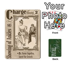 Witch Trial Deck 1 By Jim Chaney   Playing Cards 54 Designs   9u2sacftsgrg   Www Artscow Com Front - Diamond6