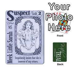 Witch Trial Deck 1 By Jim Chaney   Playing Cards 54 Designs   9u2sacftsgrg   Www Artscow Com Front - Spade6