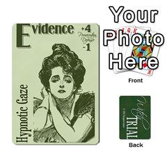 Ace Witch Trial Deck 1 By Jim Chaney   Playing Cards 54 Designs   9u2sacftsgrg   Www Artscow Com Front - ClubA
