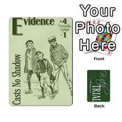 Witch Trial Deck 1 By Jim Chaney   Playing Cards 54 Designs   9u2sacftsgrg   Www Artscow Com Front - Joker1