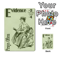 Witch Trial Deck 2 Weilong Re By Jim Chaney   Multi Purpose Cards (rectangle)   Bhb0cjw9a1dg   Www Artscow Com Front 12