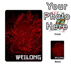 Witch Trial Deck 2 Weilong Re By Jim Chaney   Multi Purpose Cards (rectangle)   Bhb0cjw9a1dg   Www Artscow Com Back 39