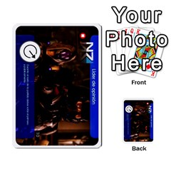 Engarde By Pixatintes   Multi Purpose Cards (rectangle)   Ixw3grfoh4bq   Www Artscow Com Front 51
