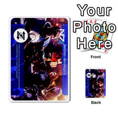 Engarde By Pixatintes   Multi Purpose Cards (rectangle)   Ixw3grfoh4bq   Www Artscow Com Front 53