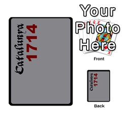 Engarde By Pixatintes   Multi Purpose Cards (rectangle)   Ixw3grfoh4bq   Www Artscow Com Back 8