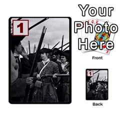 Engarde By Pixatintes   Multi Purpose Cards (rectangle)   Ixw3grfoh4bq   Www Artscow Com Front 3