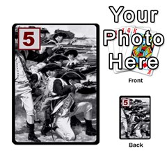 Engarde By Pixatintes   Multi Purpose Cards (rectangle)   Ixw3grfoh4bq   Www Artscow Com Front 23
