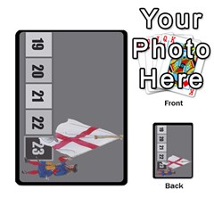 Engarde By Pixatintes   Multi Purpose Cards (rectangle)   Ixw3grfoh4bq   Www Artscow Com Front 28