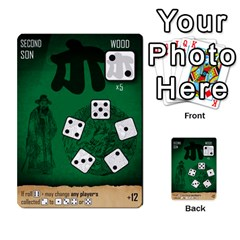 Engarde By Pixatintes   Multi Purpose Cards (rectangle)   Ixw3grfoh4bq   Www Artscow Com Front 38