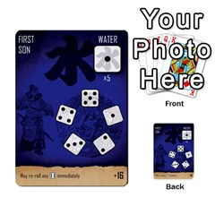 Engarde By Pixatintes   Multi Purpose Cards (rectangle)   Ixw3grfoh4bq   Www Artscow Com Front 39