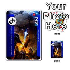 Engarde By Pixatintes   Multi Purpose Cards (rectangle)   Ixw3grfoh4bq   Www Artscow Com Front 45