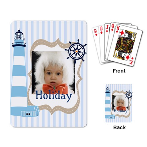 Kids, Fun, Child, Play, Happy By Mac Book   Playing Cards Single Design   Ohzlo2ewtope   Www Artscow Com Back
