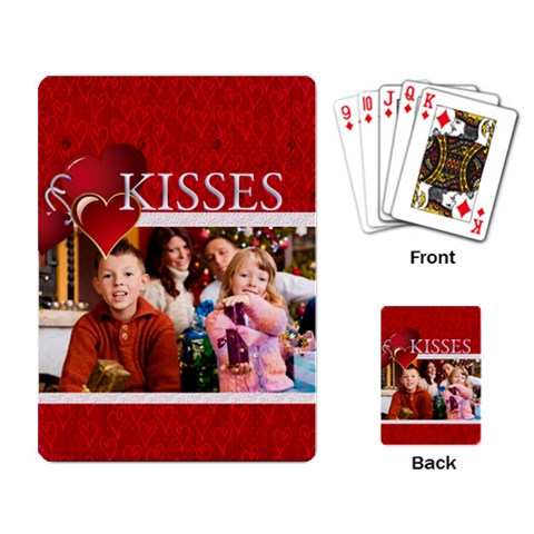 Kids, Fun, Child, Play, Happy By Mac Book   Playing Cards Single Design   1aw74a43eetw   Www Artscow Com Back