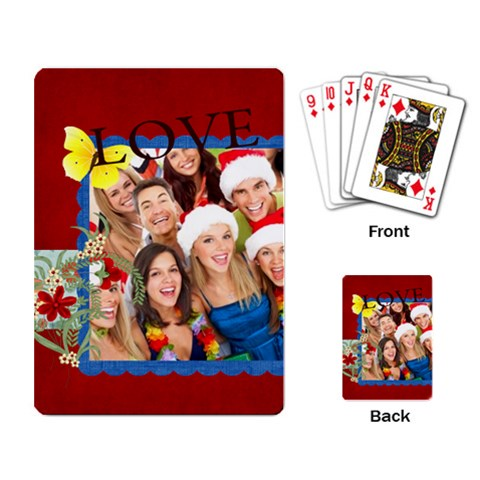 Kids, Fun, Child, Play, Happy By Mac Book   Playing Cards Single Design   581vrcvhe3dj   Www Artscow Com Back