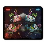 Space Alert: Little Duckling - Large Mousepad