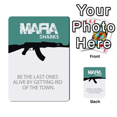 Mafia By Tim Weaver   Multi Purpose Cards (rectangle)   Lzwv2z3txa7c   Www Artscow Com Front 7