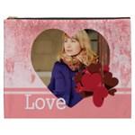 love - Cosmetic Bag (XXXL)