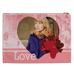 Love By Anita   Cosmetic Bag (xxl)   2q3058ne22oi   Www Artscow Com Back