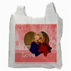 Love By Anita   Recycle Bag (two Side)   Yx87r14gwi11   Www Artscow Com Back