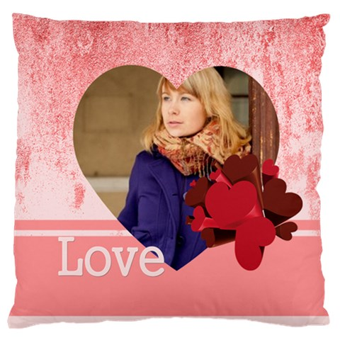 Love By Anita   Large Cushion Case (one Side)   7p2kqf92jbe5   Www Artscow Com Front