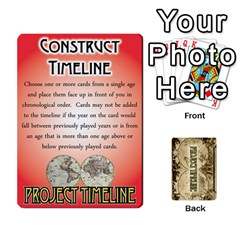Project Timeline 2 By Steve Cates   Playing Cards 54 Designs   Rvpjj7qu8pdc   Www Artscow Com Front - Heart9