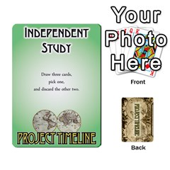 Jack Project Timeline 2 By Steve Cates   Playing Cards 54 Designs   Rvpjj7qu8pdc   Www Artscow Com Front - SpadeJ