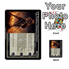 Gtc By Ben Hout   Multi Purpose Cards (rectangle)   Expj5temv3z4   Www Artscow Com Front 26