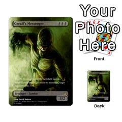 Gtc By Ben Hout   Multi Purpose Cards (rectangle)   Expj5temv3z4   Www Artscow Com Front 28