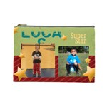 Lucas2 - Cosmetic Bag (Large)