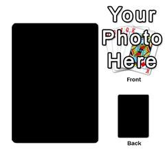 Gtc Plus Darin By Ben Hout   Multi Purpose Cards (rectangle)   Kbeygjrfw1yf   Www Artscow Com Back 12