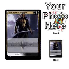 Gtc Plus Darin By Ben Hout   Multi Purpose Cards (rectangle)   Kbeygjrfw1yf   Www Artscow Com Front 21