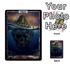 Gtc Plus Darin By Ben Hout   Multi Purpose Cards (rectangle)   Kbeygjrfw1yf   Www Artscow Com Front 39
