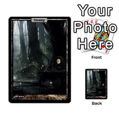 Gtc Plus Darin By Ben Hout   Multi Purpose Cards (rectangle)   Kbeygjrfw1yf   Www Artscow Com Front 50