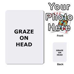 Blazing Dice Shared  1 By Dave Docherty   Multi Purpose Cards (rectangle)   Q4bf63028ym9   Www Artscow Com Back 12