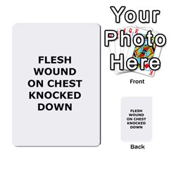 Blazing Dice Shared  1 By Dave Docherty   Multi Purpose Cards (rectangle)   Q4bf63028ym9   Www Artscow Com Back 20
